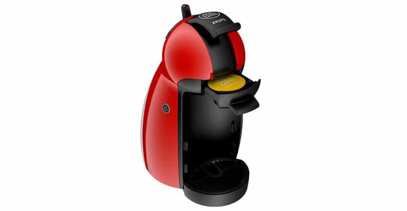 Compacta y manual: la Nescafé Dolce Gusto Piccolo
