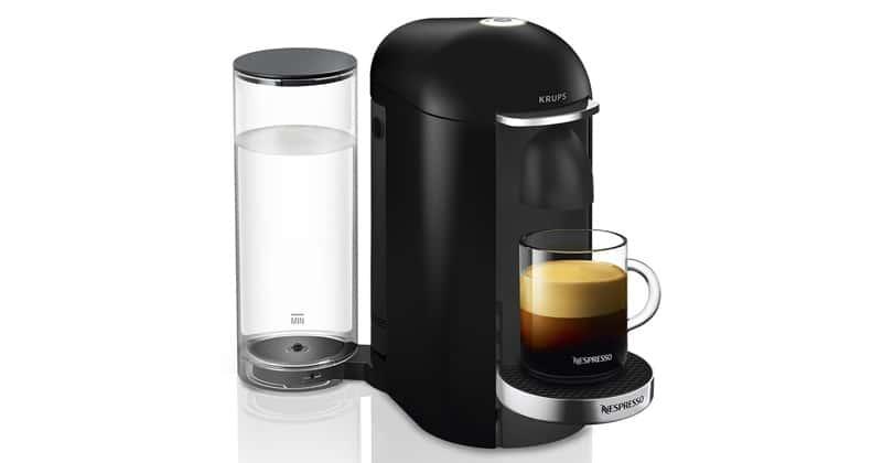 La nuevo Nespresso Vertuo
