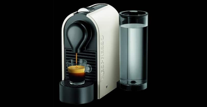 Modular e inteligente: la Krups Nespresso U