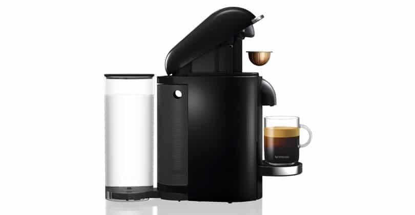 El nuevo Nespresso Vertuo
