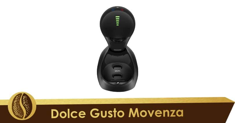 Producto del año: la Nescafé Dolce Gusto Movenza