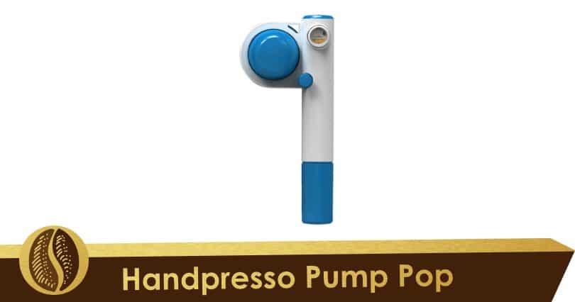 Colorido y nómada, el Handpresso Pump Pop