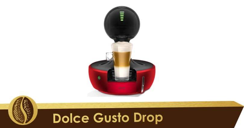 El Nescafé futurista Dolce Gusto Drop