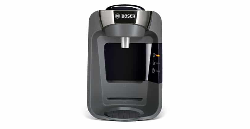 El Tassimo Suny de Bosch es automático y rápido