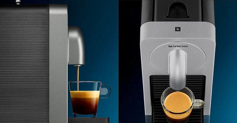 La muy conectada Prodigio Nespresso