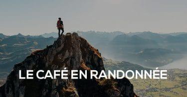 café randonnée