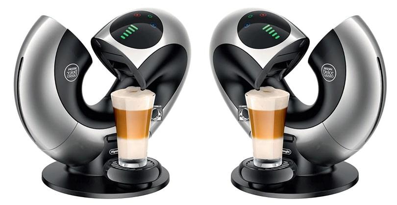 DeLonghi Nescafé Dolce Gusto Eclipse: futurista y automática