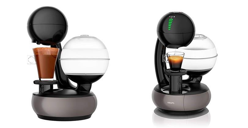 Krups Nescafé Dolce Gusto Esperta, cafetera espacial