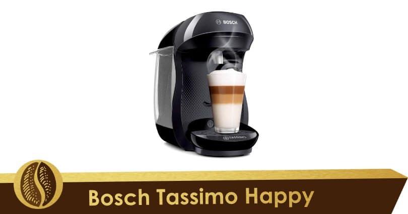 Bosch Tassimo Happy avis