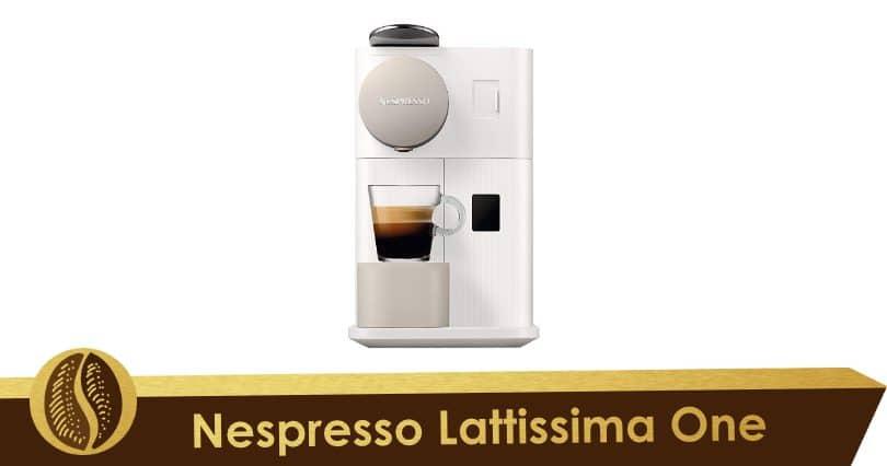 Nespresso Lattissima One avis