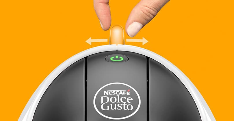 De Longhi Dolce Gusto Jovia, futurista y compacto